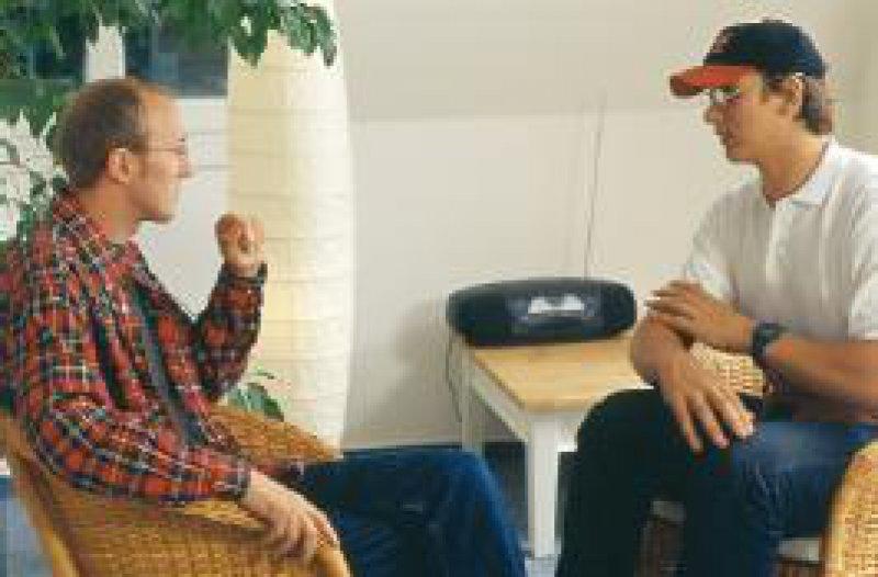 Für psychotherapeutische Leistungen legte der Gesetzgeber für das Jahr 1999 ein Ausgabenvolumen fest. Foto: Peter Wirtz
