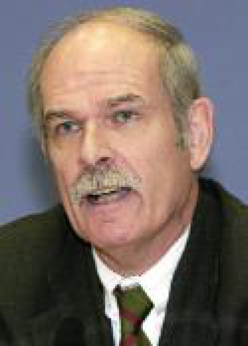 """Eberhard Wille: """"Die Ausschöpfung von Wirtschaftlichkeitsreserven bleibt eine Daueraufgabe der Gesundheitspolitik."""" Foto: dpa"""