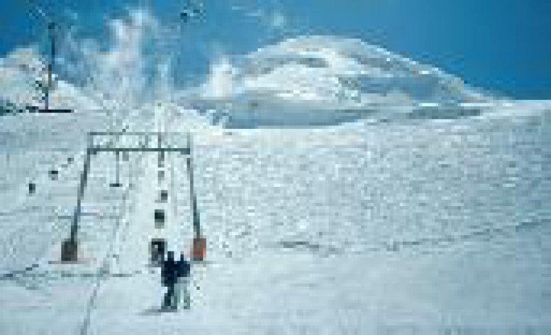 Gletscherlift zum Mittelallalin