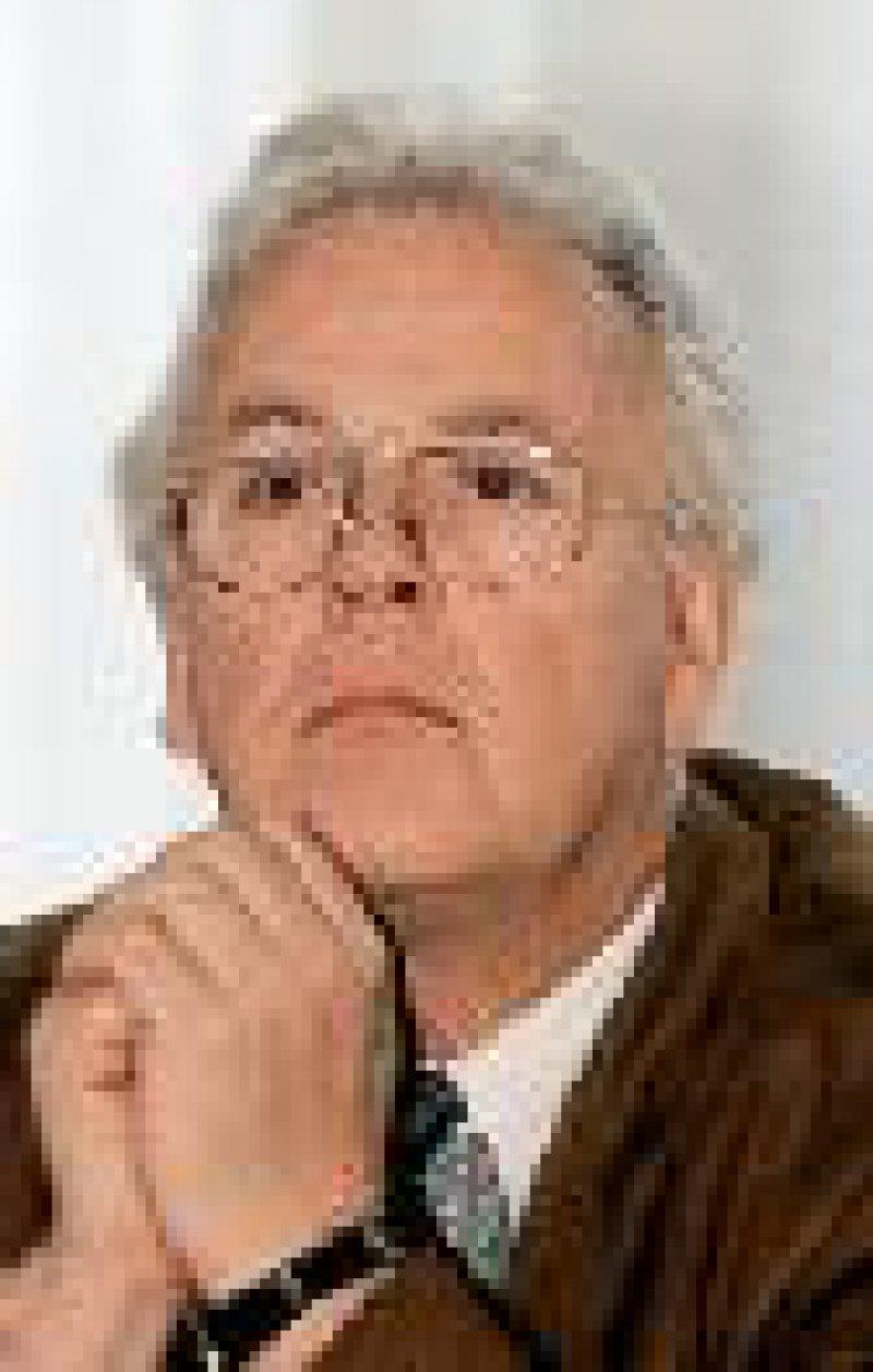 Klaus Schalkhäuser Foto: Archiv/Johannes Aevermann
