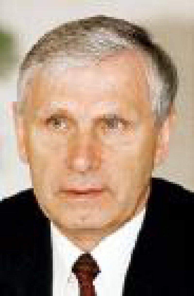 Dr. med.Wolfgang Eckert ist Mitglied im Vorstand der Kassenärztlichen Bundesvereinigung und Vorsitzender der KV Mecklenburg-Vorpommern. Foto: Bernhard Eifrig