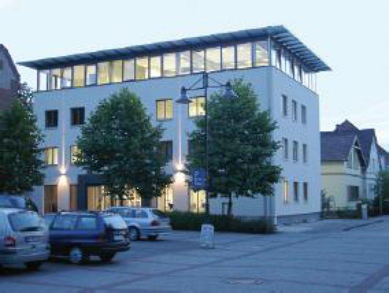 Das Gebäude der Zentralen Notfallpraxis in Bünde Foto: MuM-Bünde