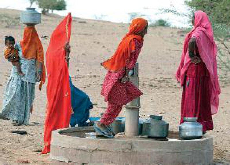 Nach Angaben der Weltgesundheitsorganisation haben 1,1 Milliarden Menschen keinen Zugang zu sicherem Trinkwasser. Foto: dpa
