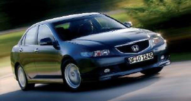 Hoher Komfort und ansprechendes Äußere: der Honda Accord Werkfoto