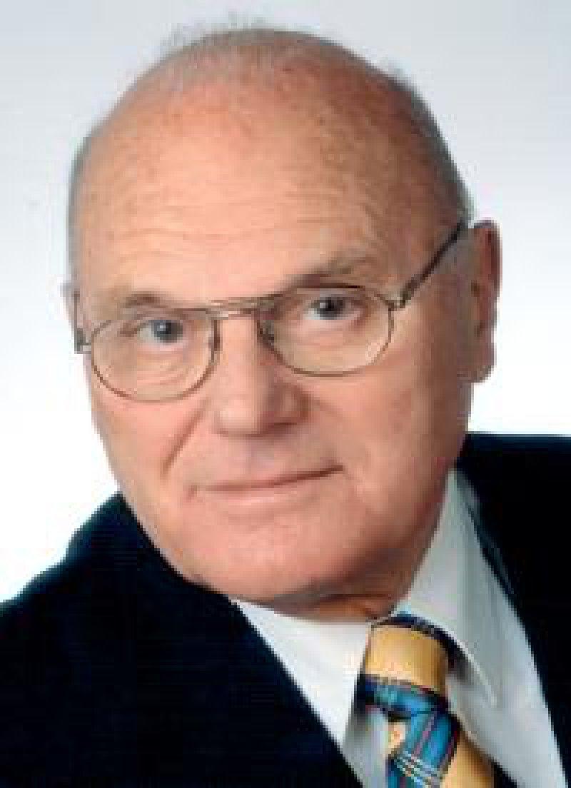 Dr. med. Horst Buck-Gramcko Foto: privat