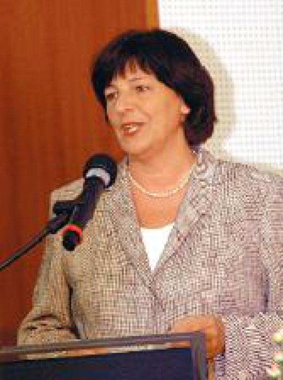 Erhalt der Gesundheit muss ein Ziel der Prävention sein: Bundesgesundheitsministerin Ulla Schmidt Foto: Daniel Rühmkorf