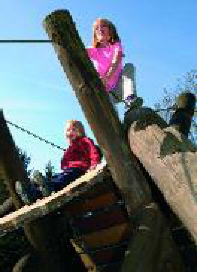 Kindergesundheit: Unfälle sind Risikofaktor Nummer eins. Foto: BAG Kindersicherheit