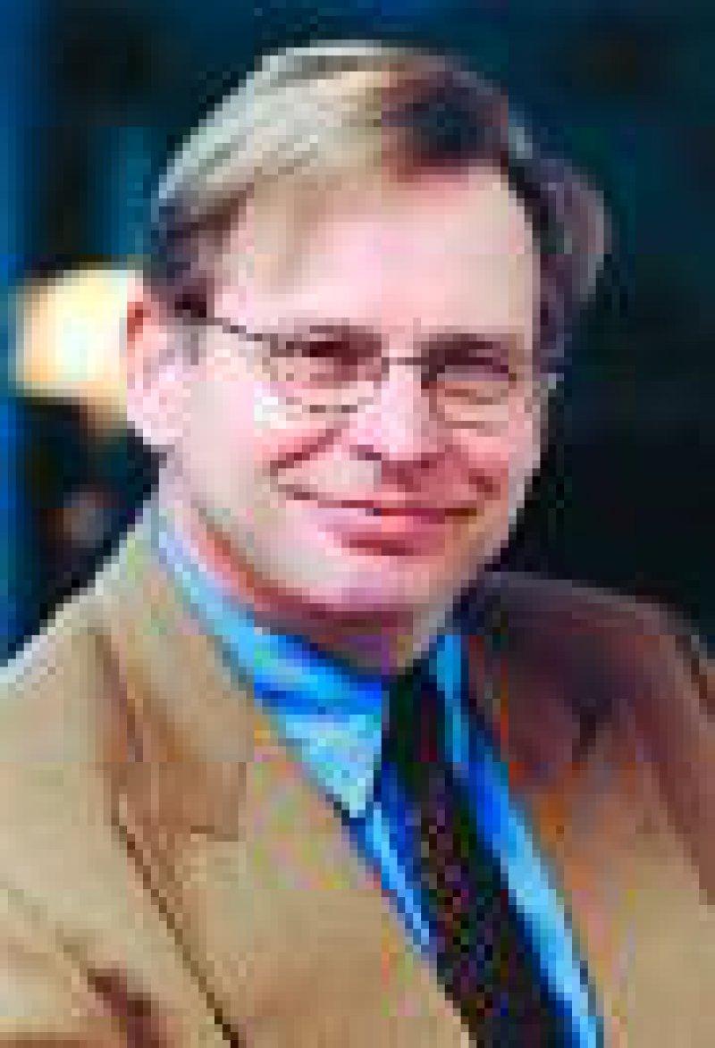 Dr. med. Manfred Richter- Reichhelm, Erster Vorsitzender der KBV, Urologe aus Berlin
