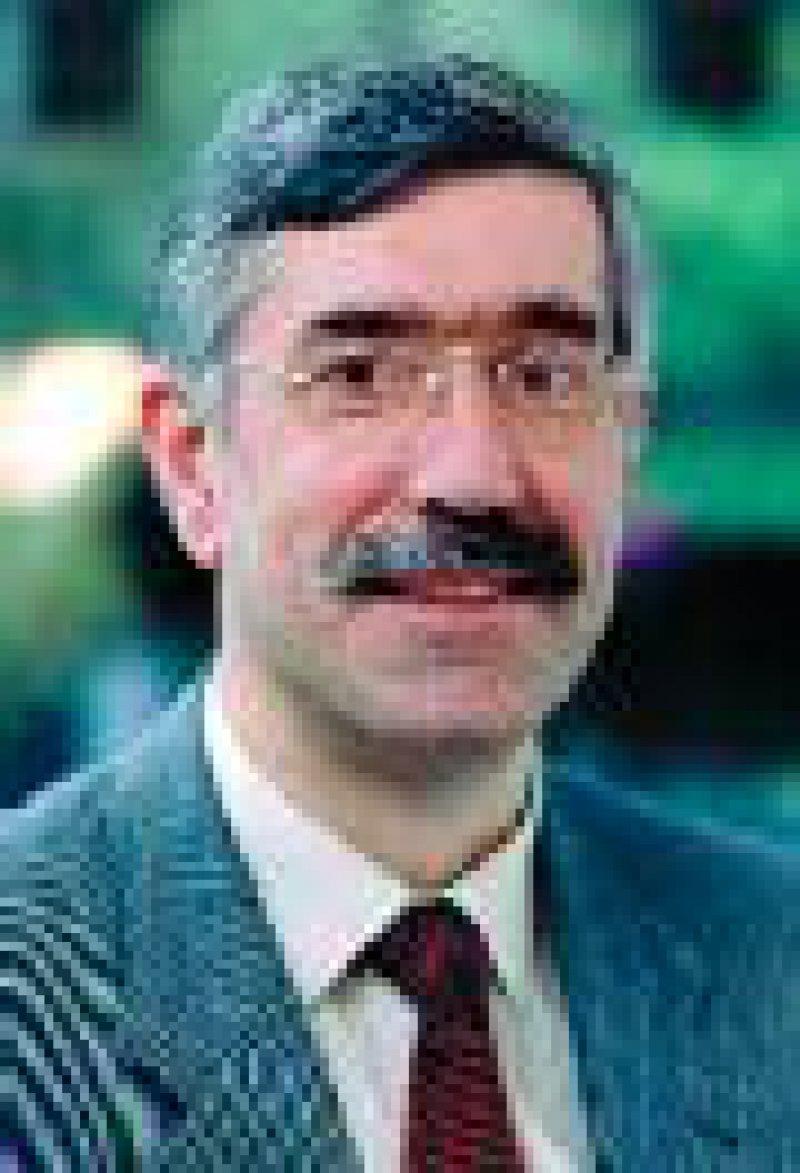 Dr. med. Leonhard Hansen, Zweiter Vorsitzender der KBV, Allgemeinarzt aus Alsdorf Fotos: Lange