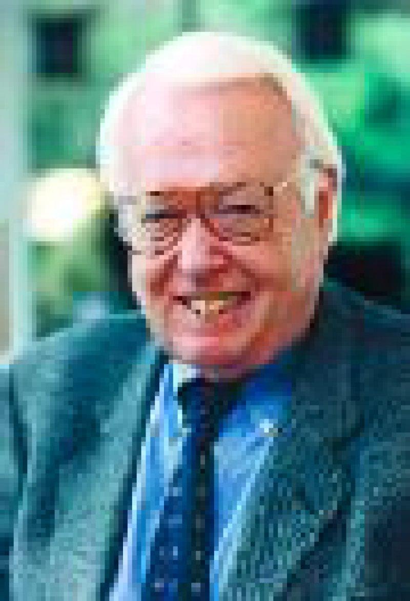 Dr. jur. Rainer Hess, Hauptgeschäftsführer der Kassenärztlichen Bundesvereinigung