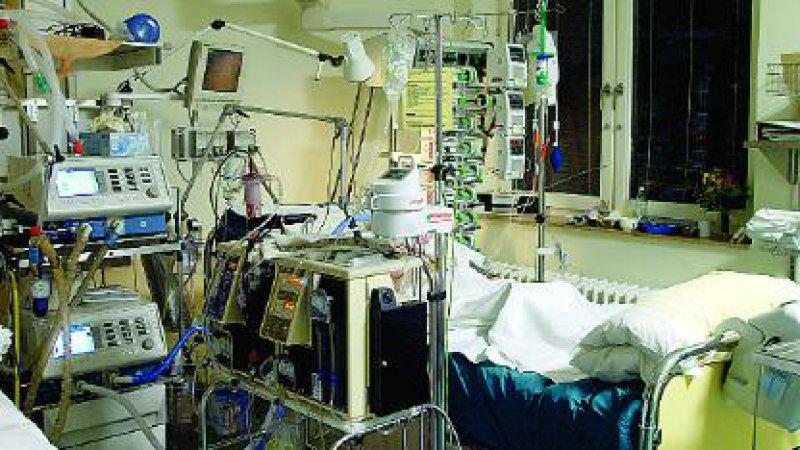 Der Vorteil einer eigenständigen Intensivstation wird durch zahlreiche Studien belegt. Foto: ddp