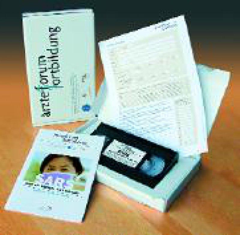 Zertifizierte ärztliche Fortbildung zu SARS per Video und Fragebogen Foto: medi cine