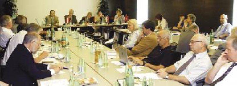 Vom 10. bis 12. Juli fand in diesem Jahr in Graz die 49. Konsultativtagung statt. Gastgeber war die Österreichische Ärztekammer. Foto: Foto Schiffer Photoreport