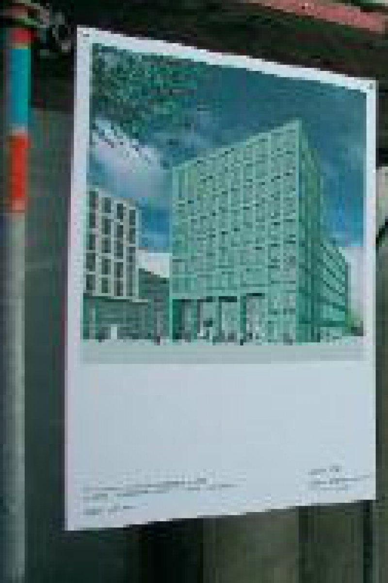 Dem Umzug der KBV in den Neubau am Tiergarten steht nichts mehr im Wege. Foto: KBV