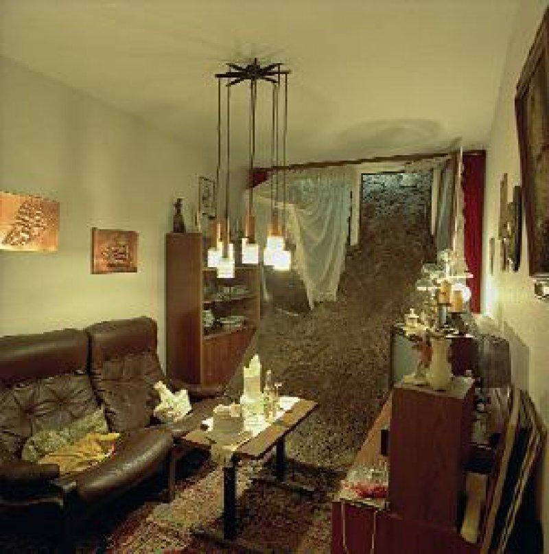 Christoph Büchel, Ohne Titel, 2003 Fotos: Schirn Kunsthalle Frankfurt
