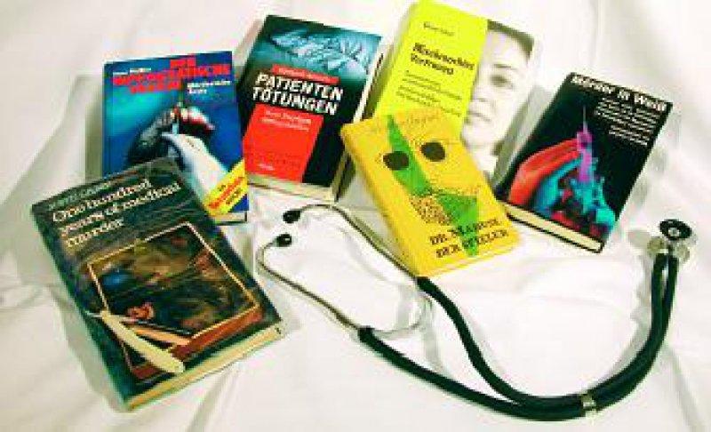 Verbrechen durch medizinisches Personal: ein Thema, das populäre wie wissenschaftliche Autoren anregte, ganz zu schweigen von Kriminalschriftstellern ...