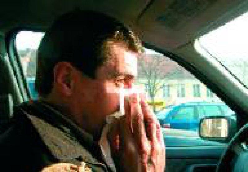 Emotionale Faktoren können allergische Symptome mitauslösen. Foto: BilderBox