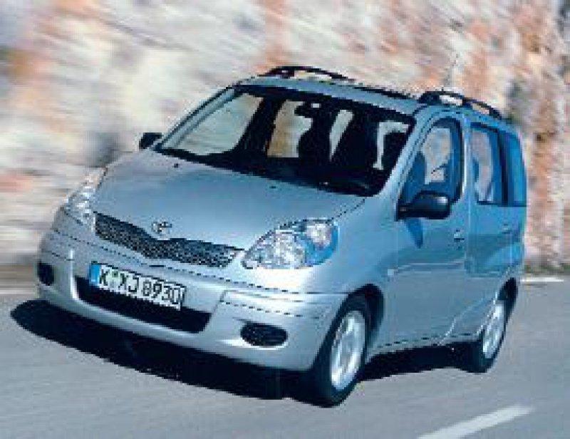 Viele Verbesserungen im Detail sind das Ergebnis der aktuellen Modellpflege beim Toyota Yaris und beim Yaris Verso. Werkfoto