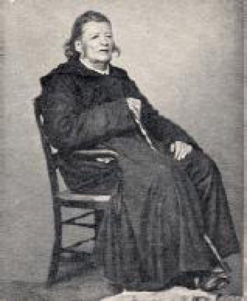 Justinus Kerner (1786–1862)