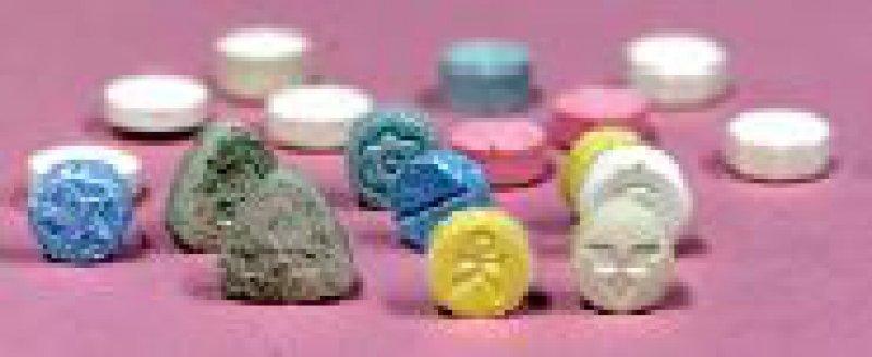 Die Möglichkeiten, sich Ecstasy-Tabletten zu beschaffen, sind vielfältig. Foto: ddp
