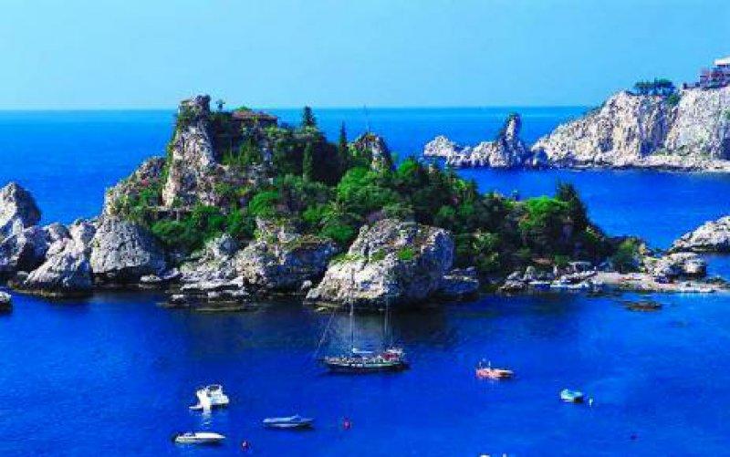 Giardino Naxos, Isola Bella Fotos: Mondial Tours GmbH