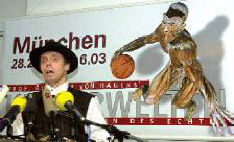 Von Hagens will rechtlich gegen die Münchener Entscheidung vorgehen. Foto: dpa