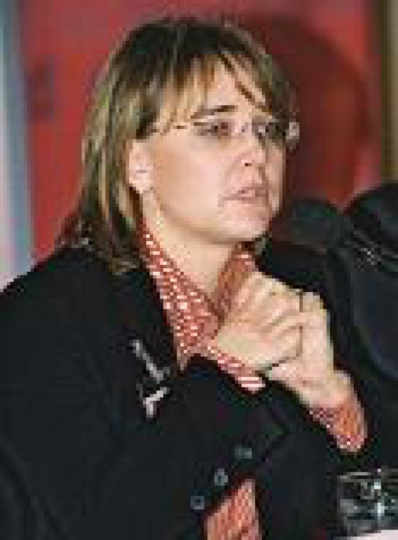 """Annette Widmann-Mauz (CDU): """"Nicht ein neues Zentrum, sondern die Selbstverwaltung muss die Qualitätskriterien vorgeben."""" Foto: Rühmkorf"""