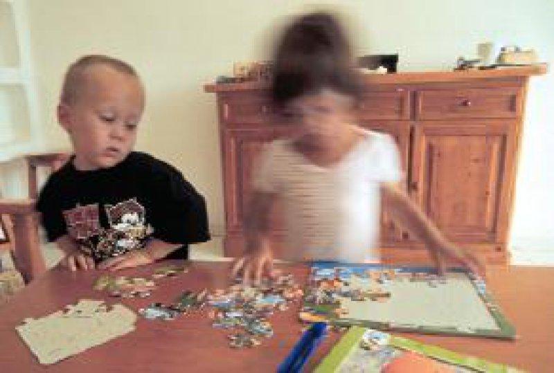 Nach Schätzungen leiden zwei bis sechs Prozent der Heranwachsenden zwischen sechs und 18 Jahren – überwiegend Jungen – an Aufmerksamkeitsdefizit- und Hyperaktivitätsstörungen. Foto: ddp