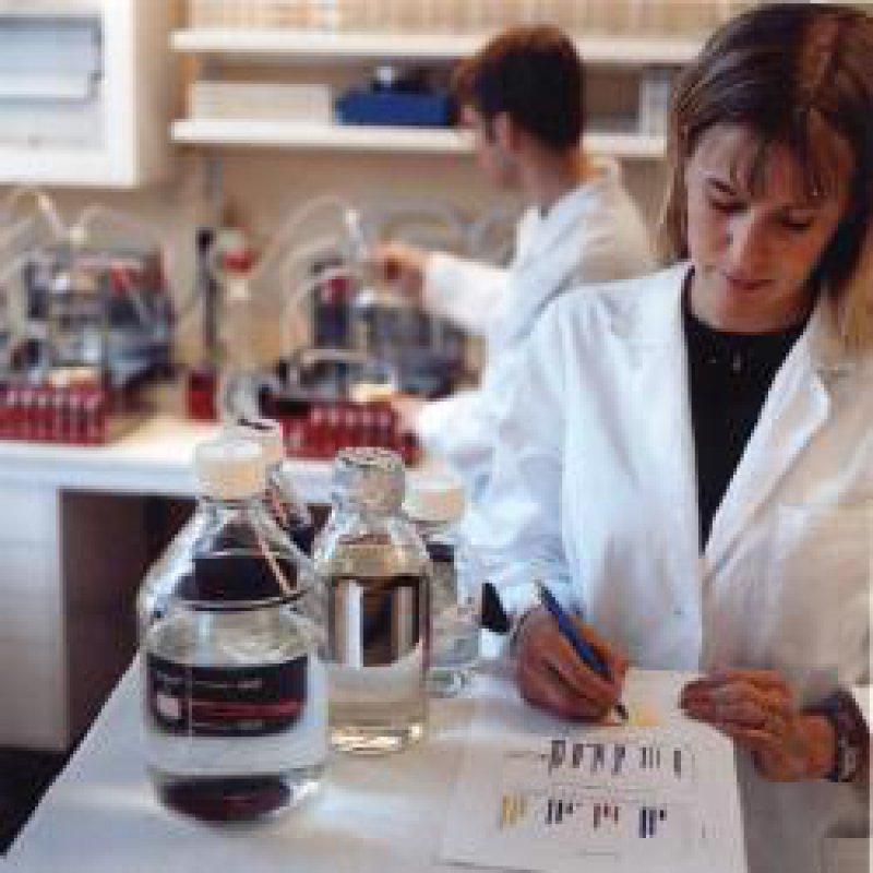 Wer das Gen kennt, kann oft das darin verschlüsselte Protein gezielt herstellen. Foto: Archiv