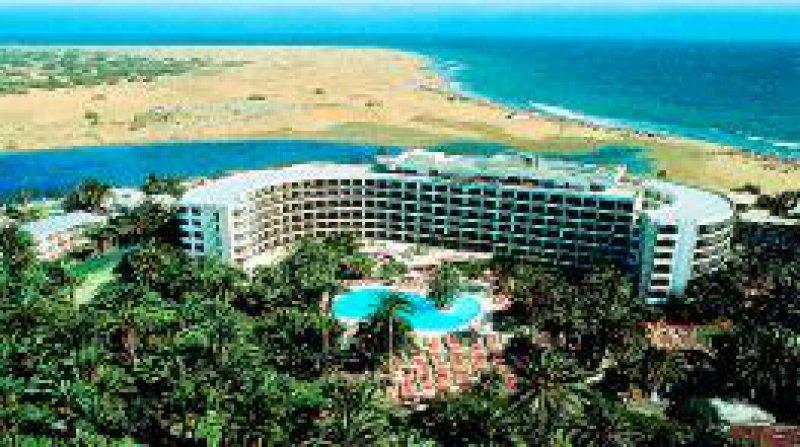 Im neuen Design: das Hotel Maspalomas Palm Beach auf Gran Canaria Foto: Seaside Hotels