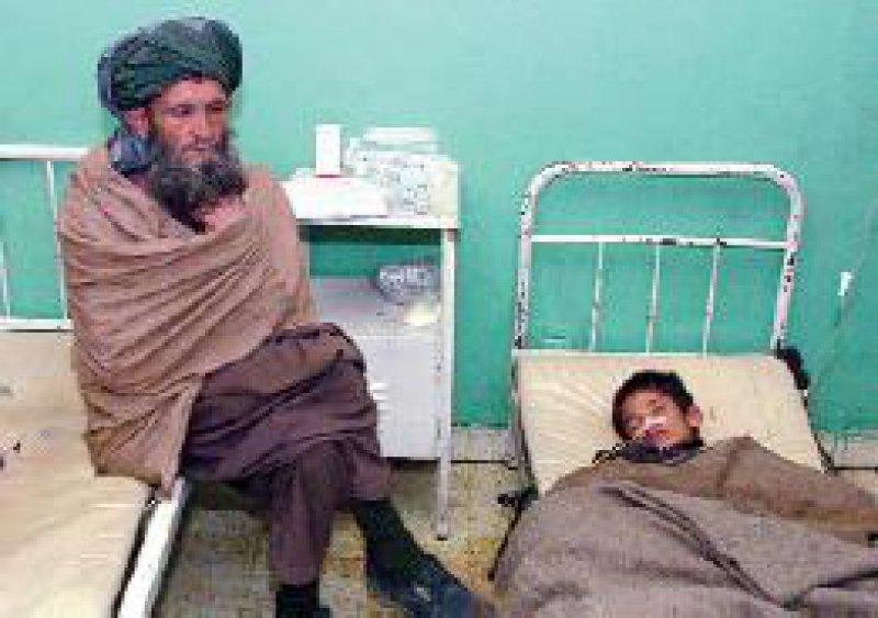 Die medizinische Versorgung in Afghanistan ist weiterhin dramatisch schlecht. Foto: Caro