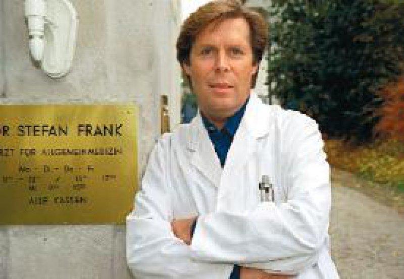 """Mit diesem """"guten Samariter"""" aus dem Fernsehen können """"echte"""" Ärzte in der Regel nicht mithalten. Foto: dpa"""