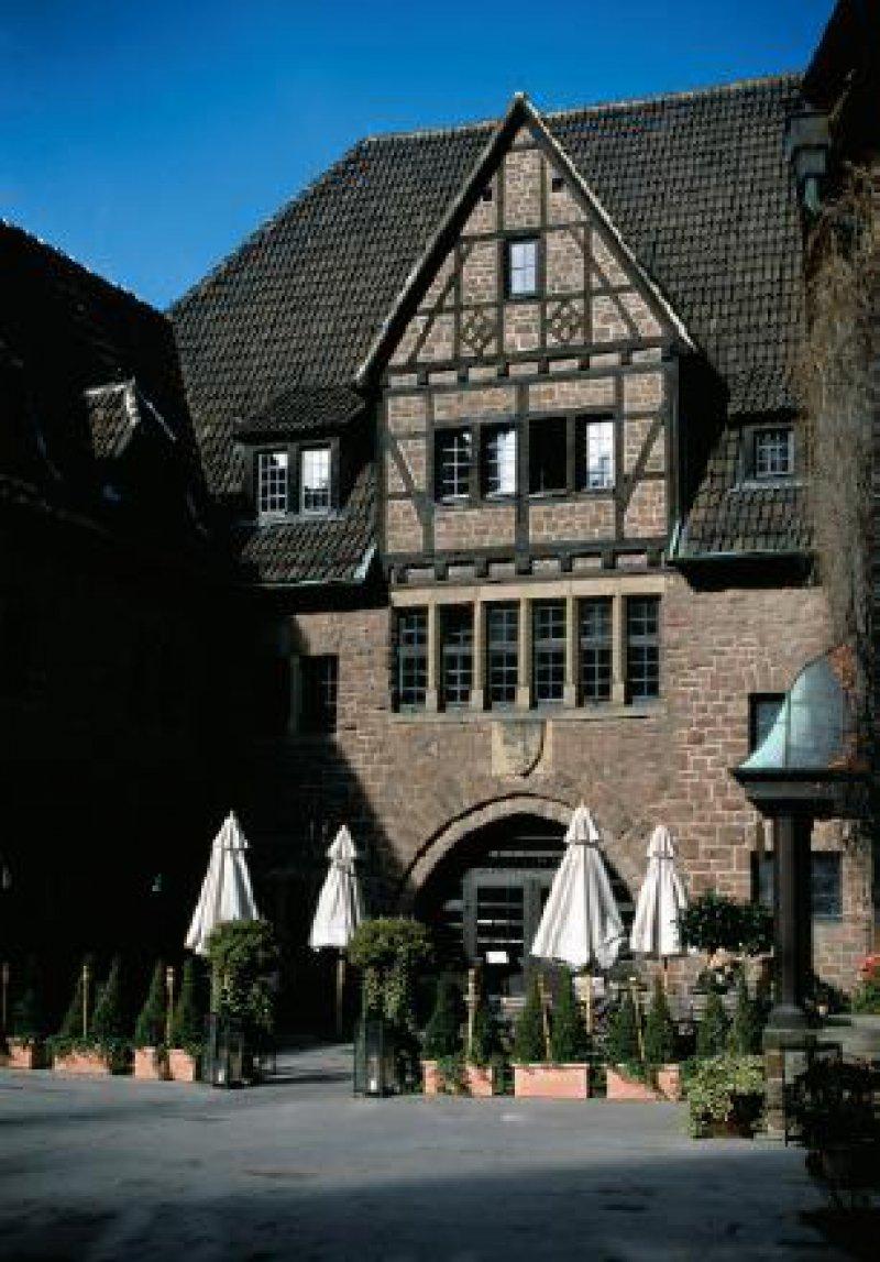 Das Hotel auf der Wartburg – eine romantische Herberge auf der geschichtsträchtigen Burg in Thüringen Fotos: Detlef Berg