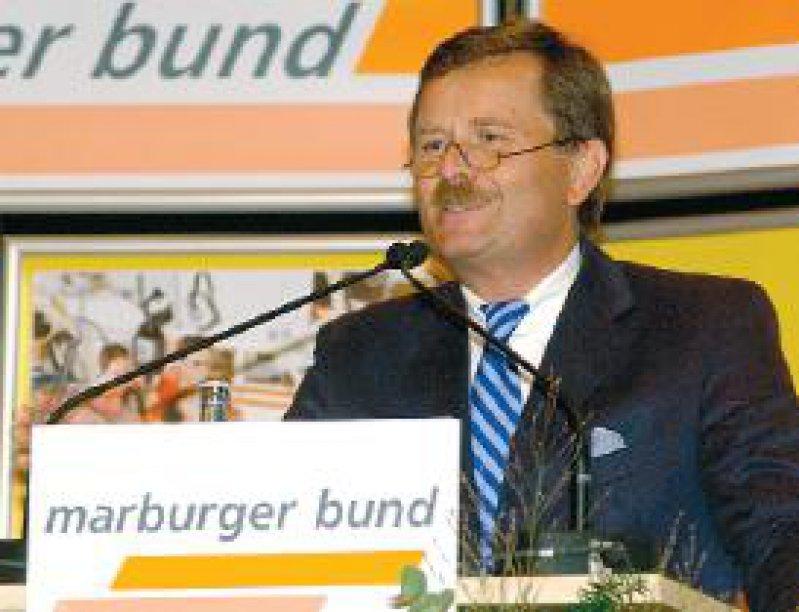 """Dr. med. Frank Ulrich Montgomery, MB-Vorsitzender: """"Die grottenschlechte Bezahlung im Krankenhaus muss ein Ende haben."""" Foto: Jürgen Gebhardt"""