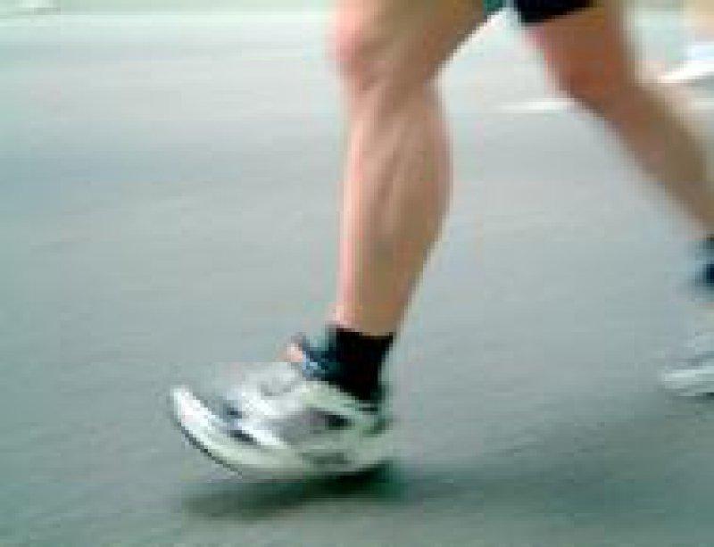 Viele Freizeit-Jogger belasten ihren Körper zu stark. Foto: BilderBox