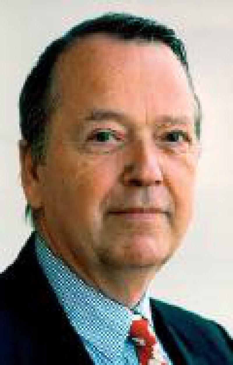 Dr. Arend Oetker ist Präsident des Stifterverbandes für die Deutsche Wissenschaft Foto: J. H. Darchinger