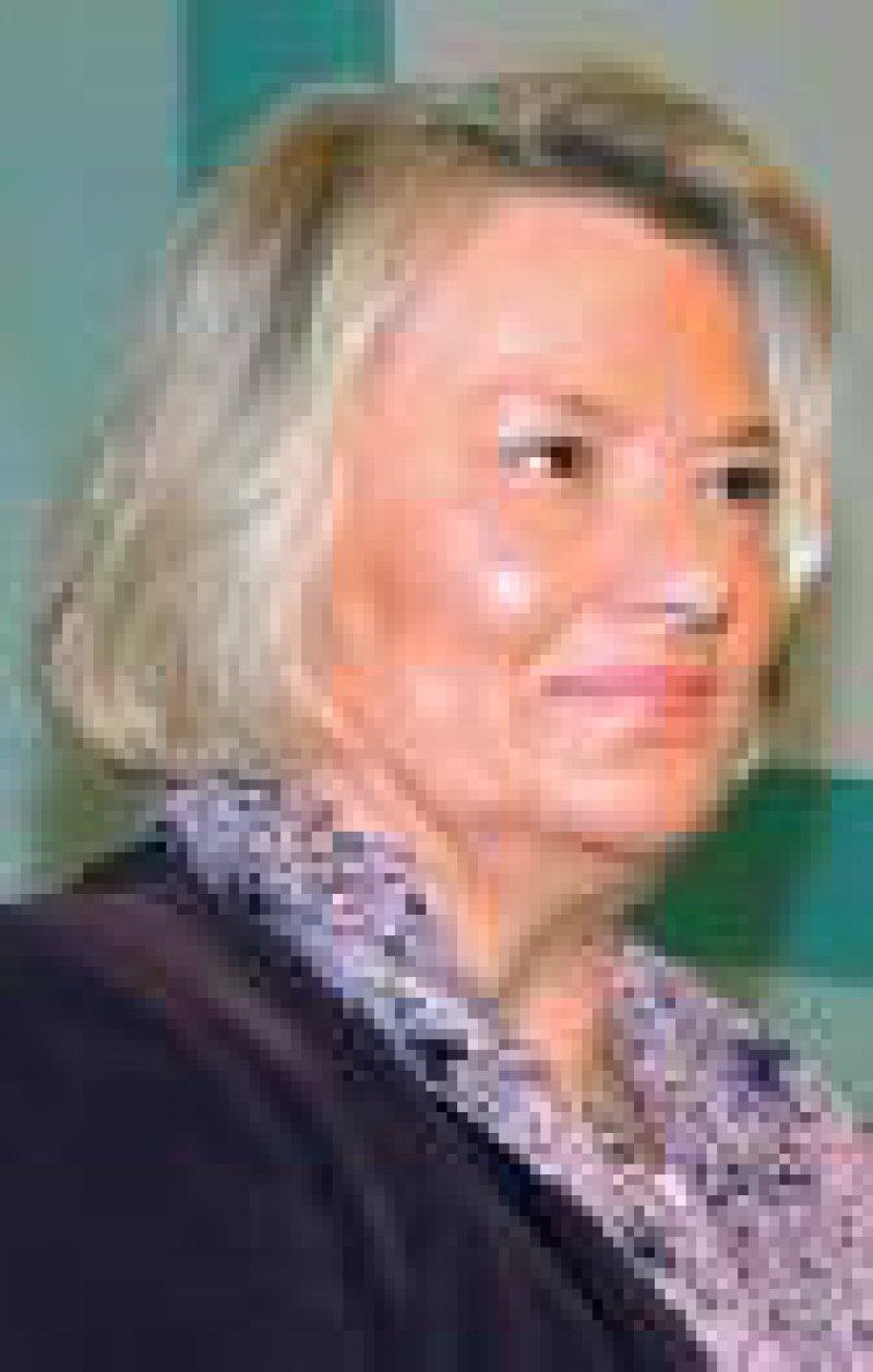 Helga Engbrocks Foto:Frank Pfennig