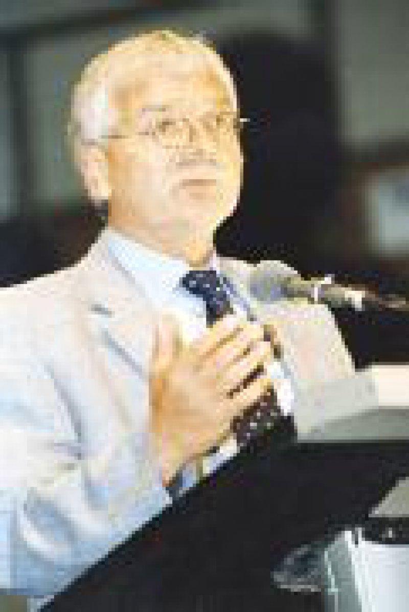 Ulrich Thamer,Vorsitzender der KV Westfalen-Lippe Foto: Bernhard Eifrig