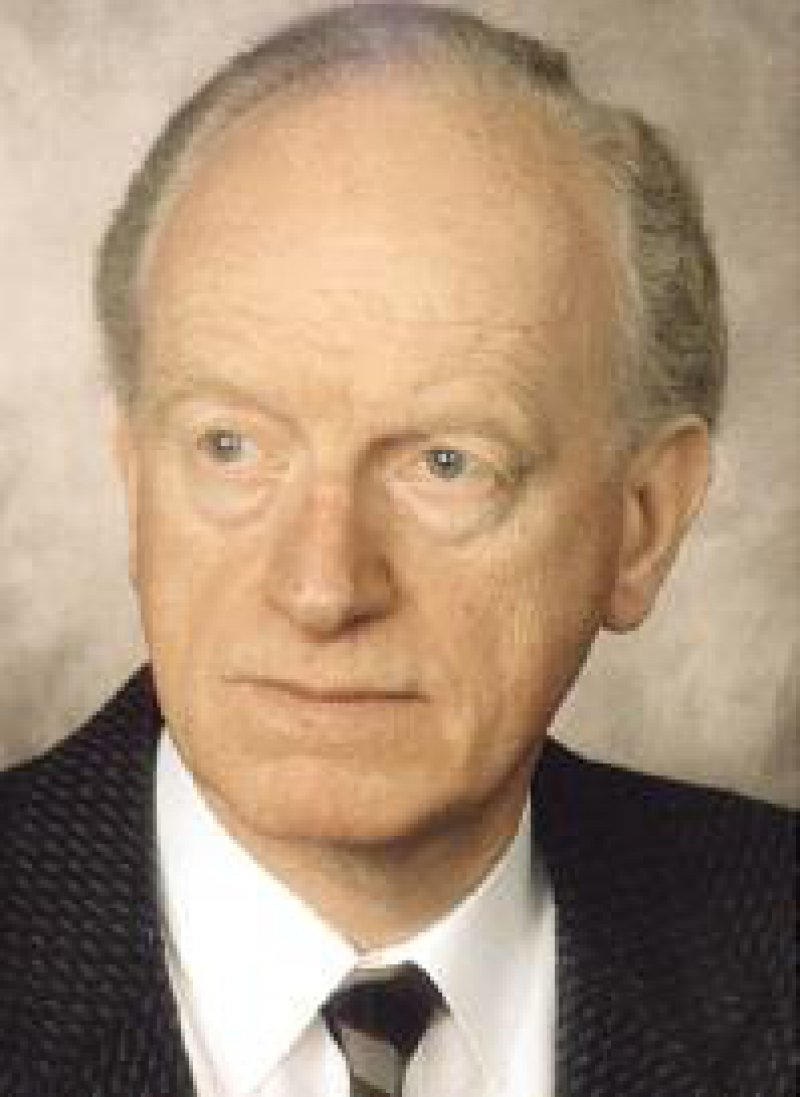 Prof. Dr. med. Dr. h. c. Gert Carstensen. Foto: privat