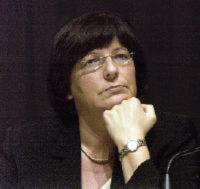 Den Ausschuss zu schneller Problemlösung verdonnert: Bundesgesundheitsministerin Ulla Schmidt (SPD)