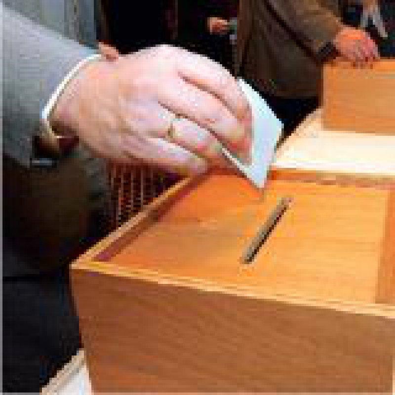 Wahlgänge: Geheime Abstimmung bei den Wahlen zum KBV-Vorstand