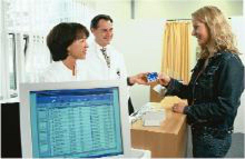 Der Zeitplan zur Einführung der elektronischen Gesundheitskarte ist knapp. Foto: Siemens