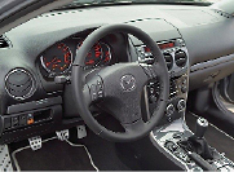 Alles im Blick und jederzeit im Griff: Das Cockpit ist übersichtlich und funktional.