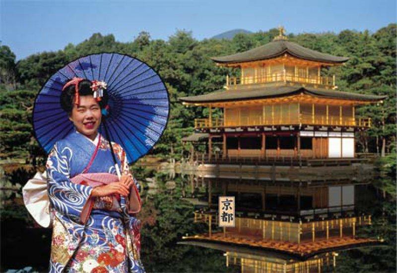 Geishas sind im Straßenbild Japans selten geworden – auch in Kyoto. Dort leben heute etwa 500 dieser hoch gebildeten und stilsicheren Gesellschafterinnen.