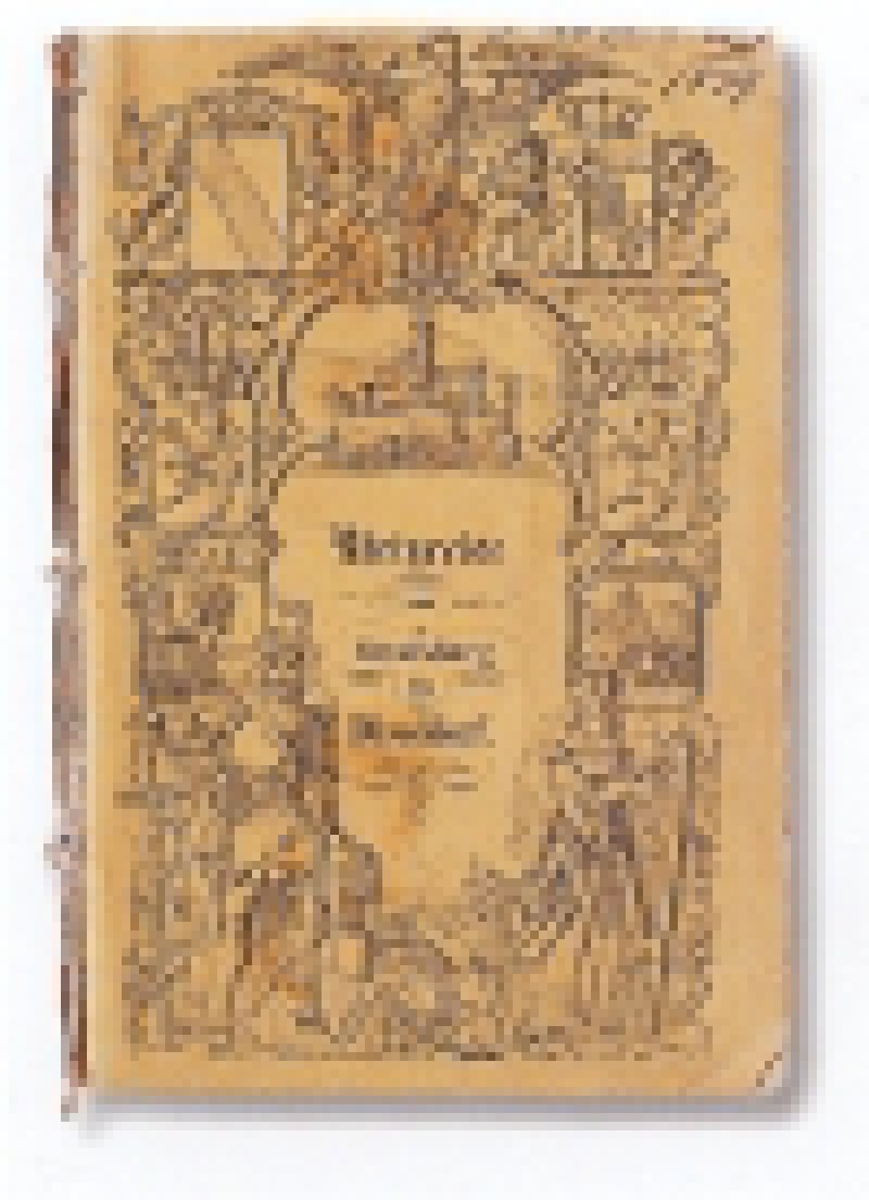 """Fotos (2): Baedeker Der """"Ur""""-Baedeker von 1828"""