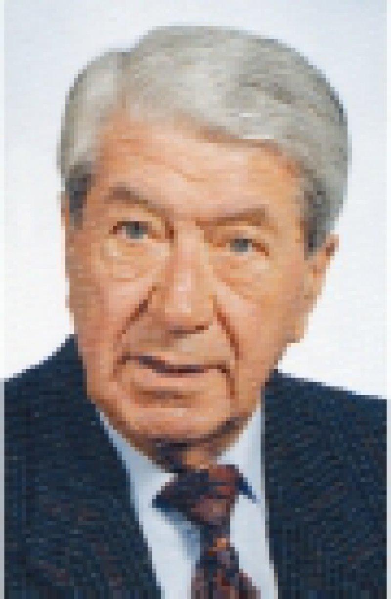 Hans-Werner Müller Foto: Archiv/privat