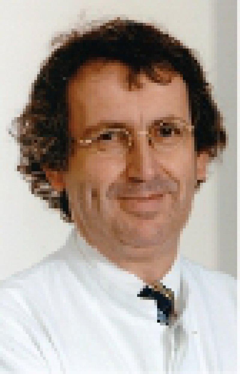 Stefan Zimmer Foto: Steffen Hauser/tDeutsche Ärzteversicherung AG