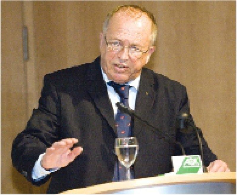 Hans Jürgen Ahrens Foto: Ipon