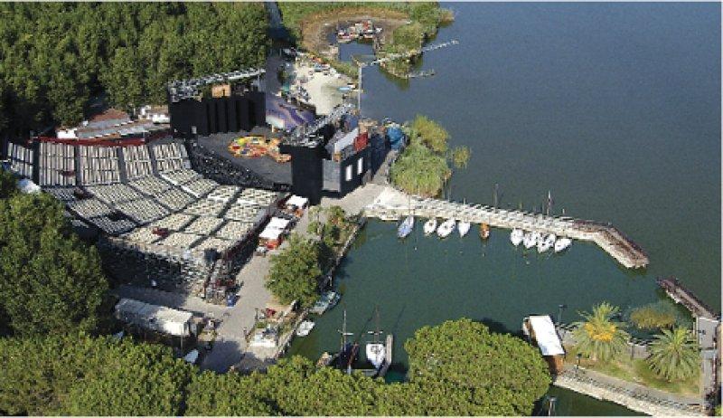 Theater Puccini in Torre del Lago Fotos: Mondial Tours GmbH