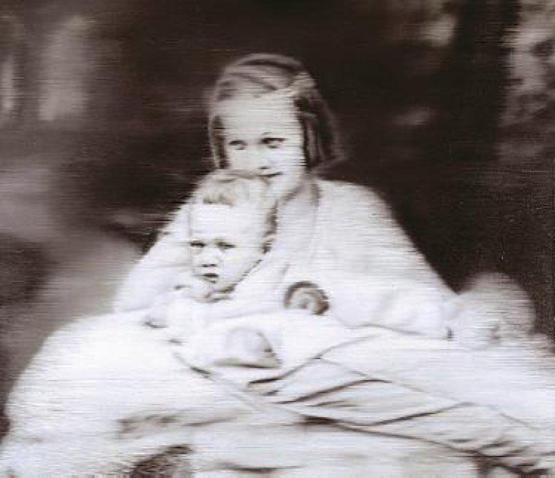 """""""Tante Marianne"""" von Gerhard Richter: Das Bild wurde am 21. Juni für mehr als zwei Millionen englische Pfund bei Sotheby's versteigert. Foto: Sotheby´s"""